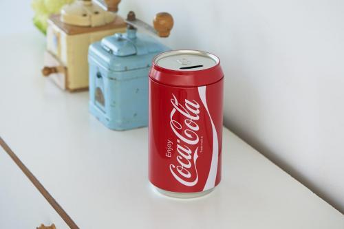 コカ・コーラ缶コインバンク
