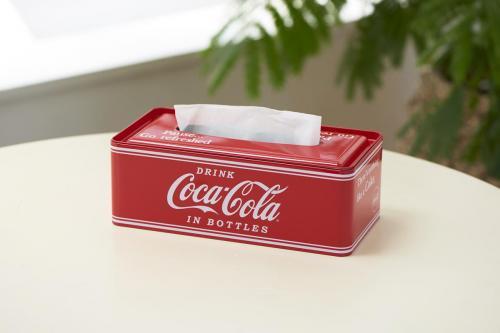 コカ・コーラティッシュボックス