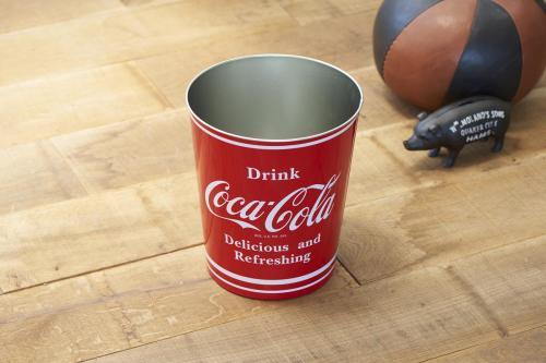 コカ・コーラバケツ・ゴミ箱